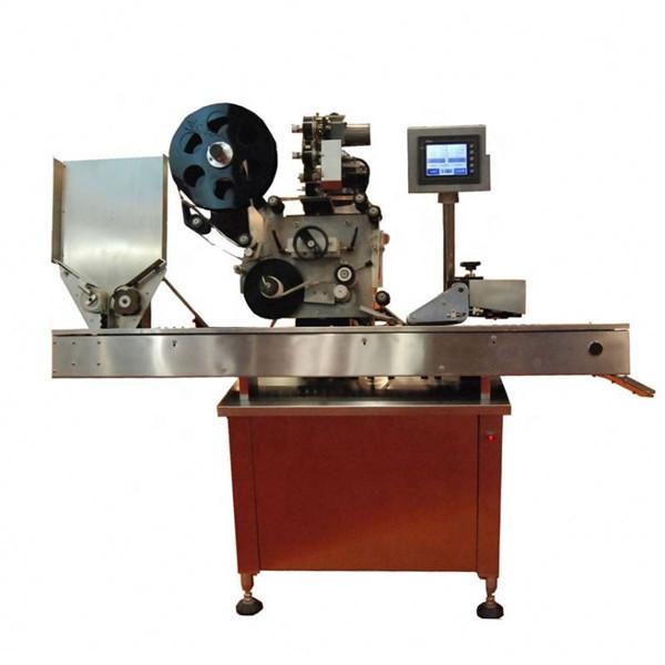 10-50 ml stroj za etiketiranje vial okrogle steklenice za kozmetične šminke