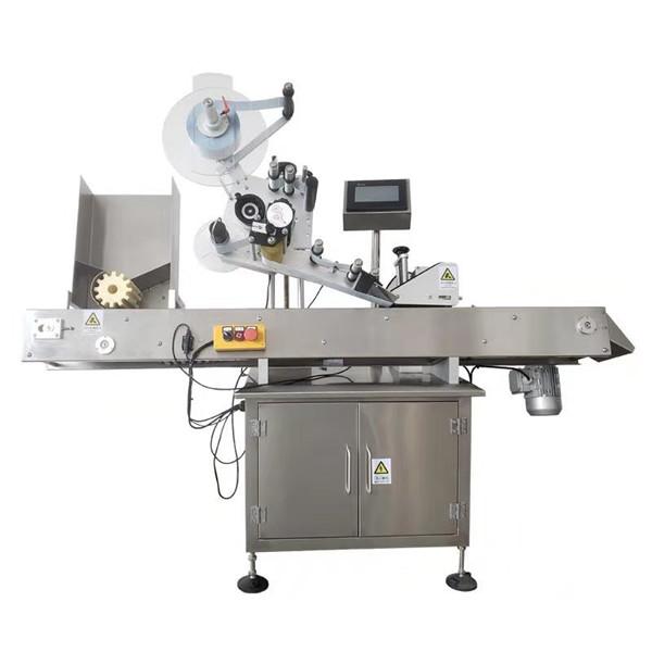 10 ml stroj za etiketiranje okroglih vial z nerjavnim jeklom Sus304