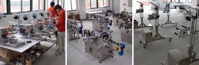Stroj za etiketiranje avtomatskih nalepk za ampule / etiketni stroj za steklenico penicilina