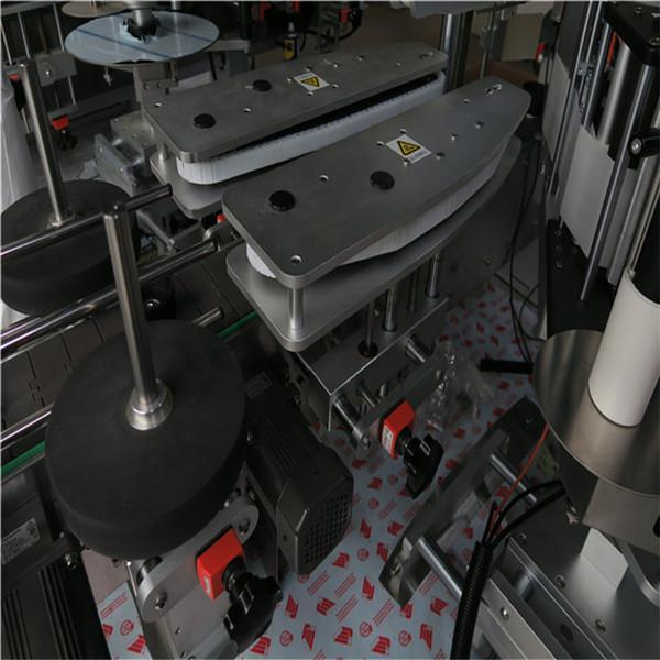 Označevalni stroji tipa Sigle Side / Double / Fasadni stroji za nalepke
