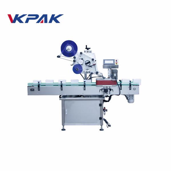 20 ml avtomatski stroj za etiketiranje okroglih steklenic za kozmetične proizvajalce