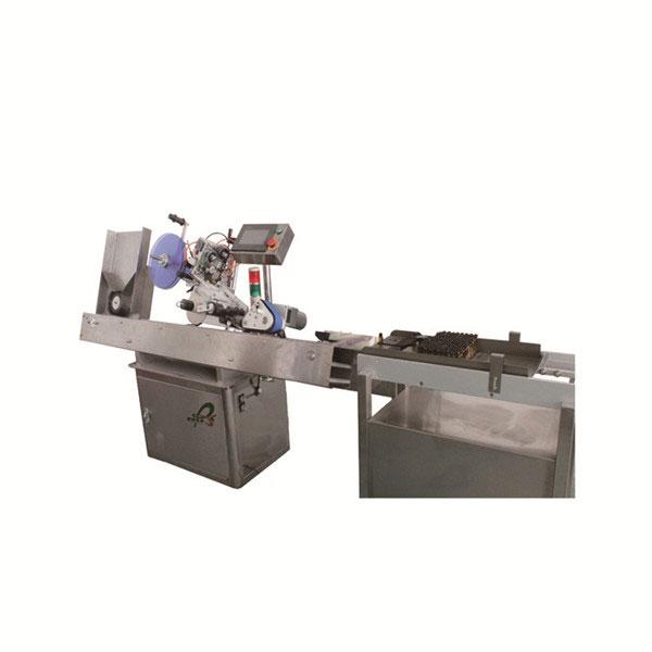 60-200 kosov Min. Hitri 10 ml stroj za etiketiranje majhnih steklenic