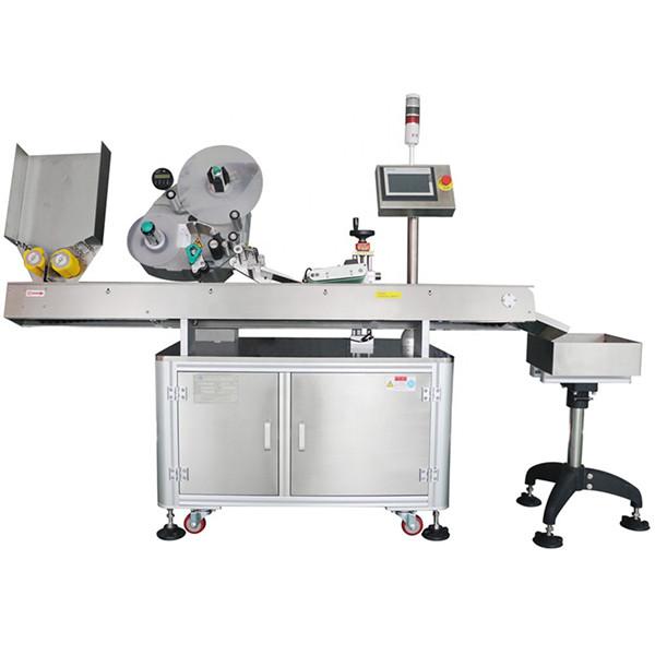 60-500 kosov avtomatski avtomatski farmacevtski stroj za etiketiranje steklenic