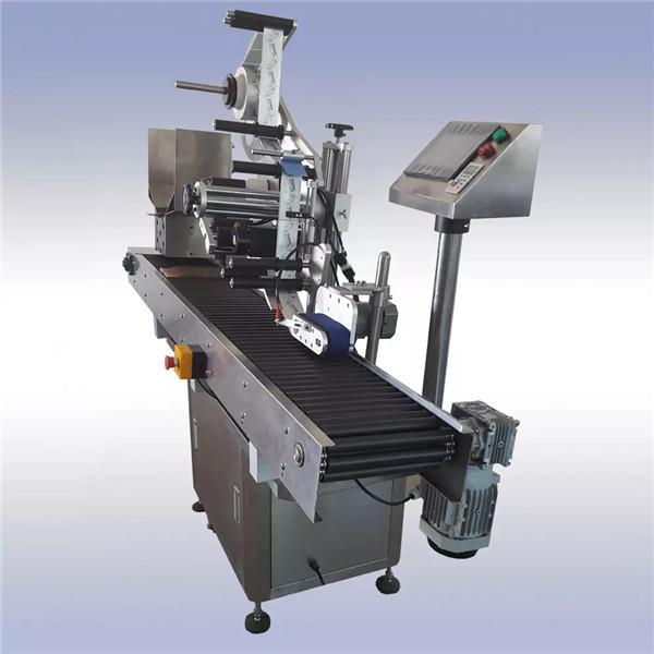 Lepilni avtomatski stroj za etiketiranje nalepk Uvoženi nadzor motorja