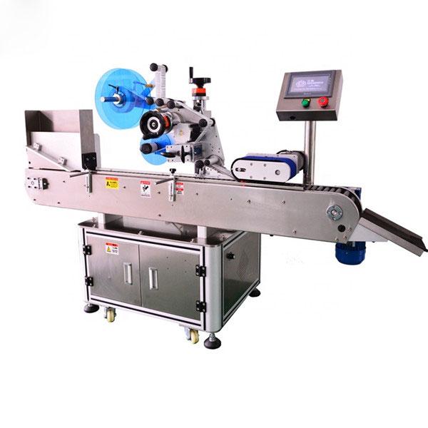 Stroj za samodejno označevanje steklenic visok standard za tekočinsko steklenico E