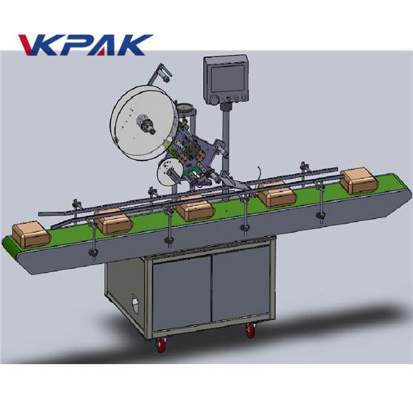 Stroj za etiketiranje z avtomatskim podajanjem