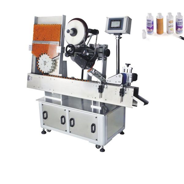 Avtomatski stroj za etiketiranje nalepk za viale z vrečko za gnojenje 220V 2kw