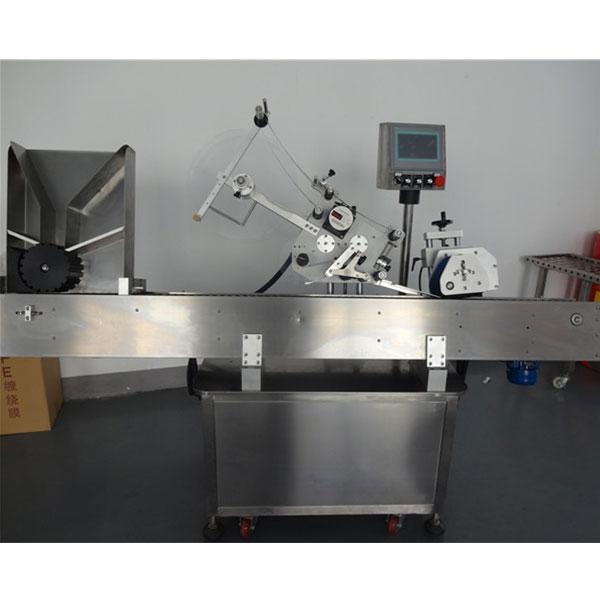 Avtomatski stroj za etiketiranje vial z okroglimi steklenicami