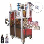 Stroj za nalepke s steklenimi rokavi za pijače, aplikator za nalepke s skrčnimi rokavi
