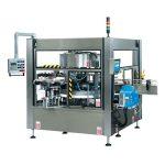 CE avtomatski stroj za etiketiranje vrtljivih nalepk s steklenicami