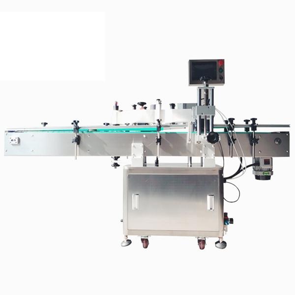 Kozmetični samolepilni avtomatski stroj za etiketiranje nalepk za steklenice za hišne ljubljenčke