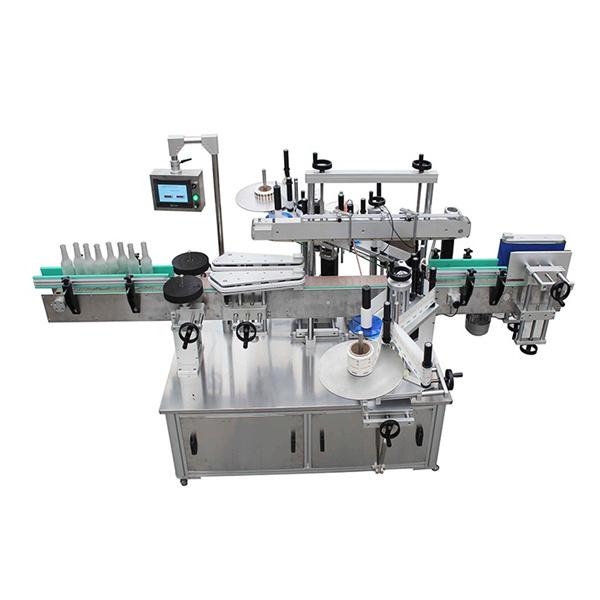 Kozmetični stroj za etiketiranje kvadratnih steklenic