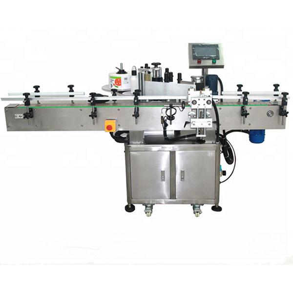 Stroj za etiketiranje spredaj in zadaj, označevalci visoke hitrosti 580 kg
