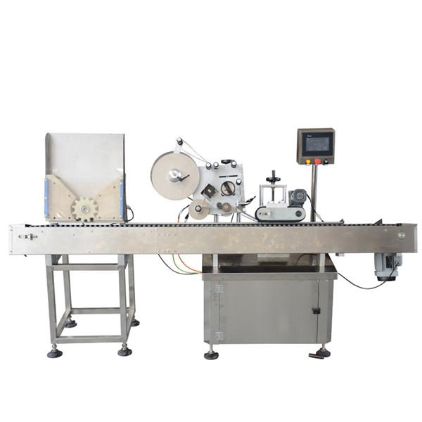 Stroj za etiketiranje visokohitrostnih vial Stroj za etiketiranje majhnih steklenic