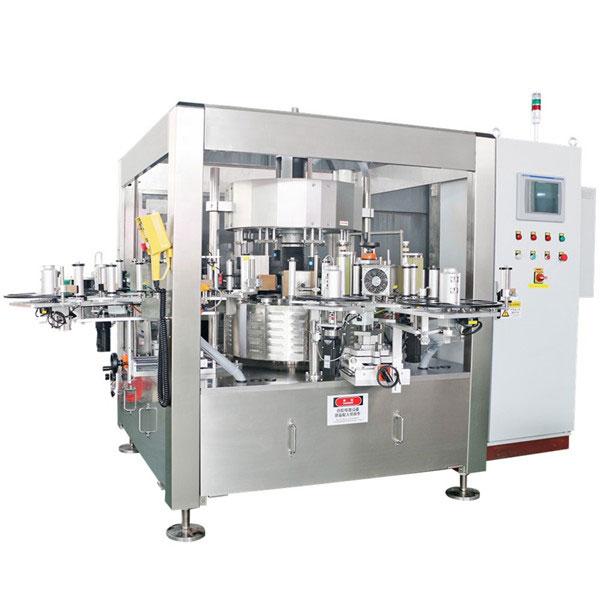 Stroj za etiketiranje nalepk za steklenice za sok za pivo