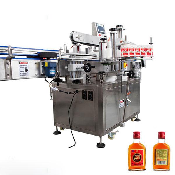 Označevalni stroj za skodelice in okrogle steklenice Popolnoma samodejna palica