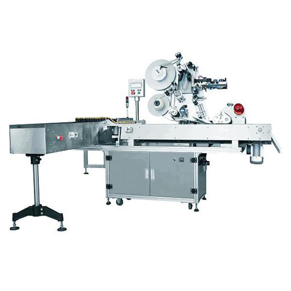 Stroj za etiketiranje ustnih tekočih avtomatskih nalepk 220V 50HZ 1500W