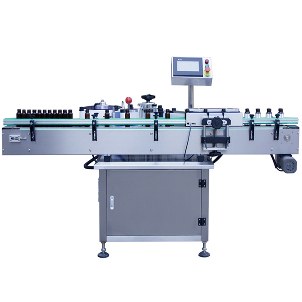 Stroj za avtomatsko etiketiranje PLC Control