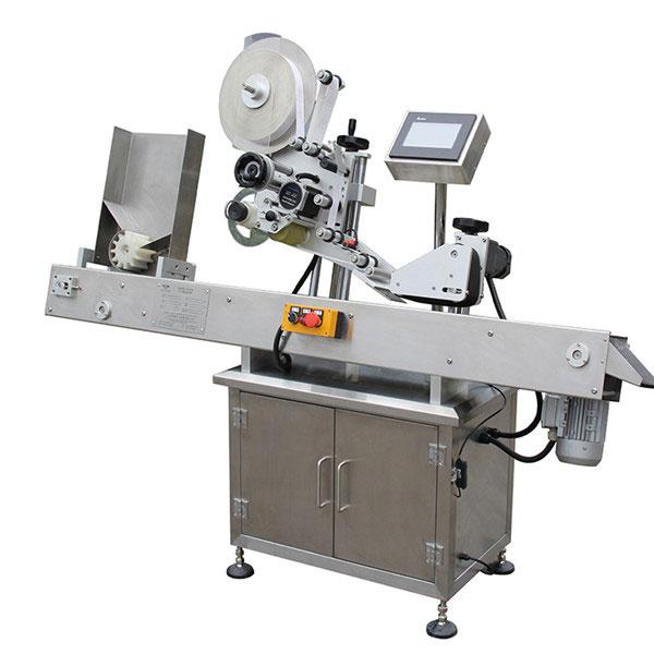 Stroj za nanašanje etiket PLC na dotik