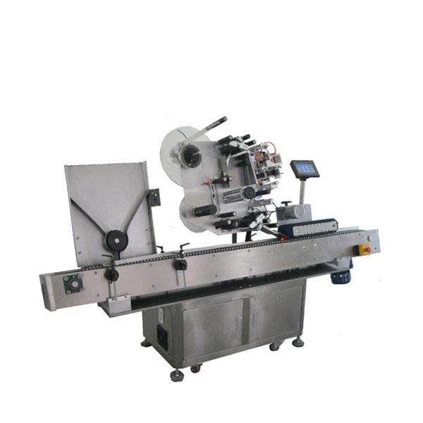 Stroj za etiketiranje vial nalepk farmacevtske industrije