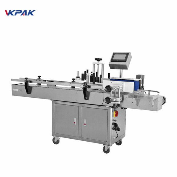 Samolepilni avtomatski stroj za nanašanje etiket za etiketiranje lepila v vročem stanju