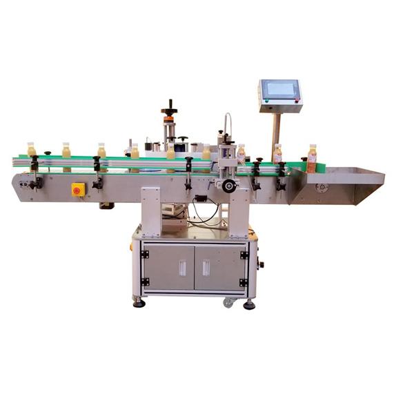 Samolepilni stroj za etiketiranje plastenk za steklenice
