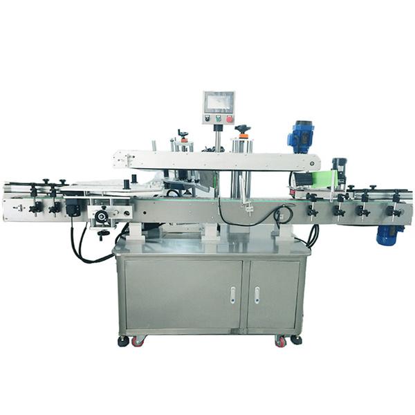 Stroj za etiketiranje samolepilnih nalepk Stroj za etiketiranje skodelic
