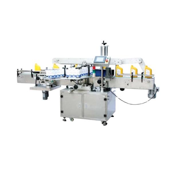 Avtomatski stroj za etiketiranje okroglih steklenic Siemens Plc