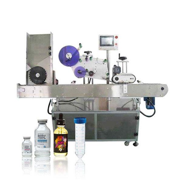 Stroj za samodejno vodoravno etiketiranje Siemens Plc Vivo Servo Controller