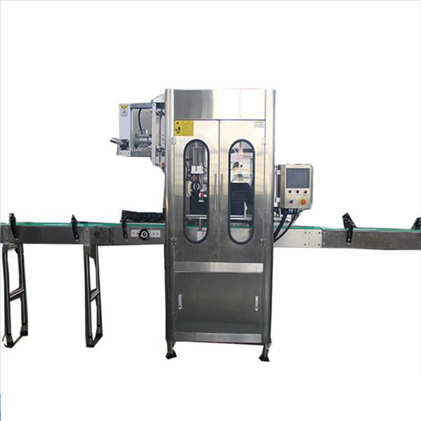 Stroj za nalepke z okroglimi steklenicami za okrogle steklenice z majhno prostornino