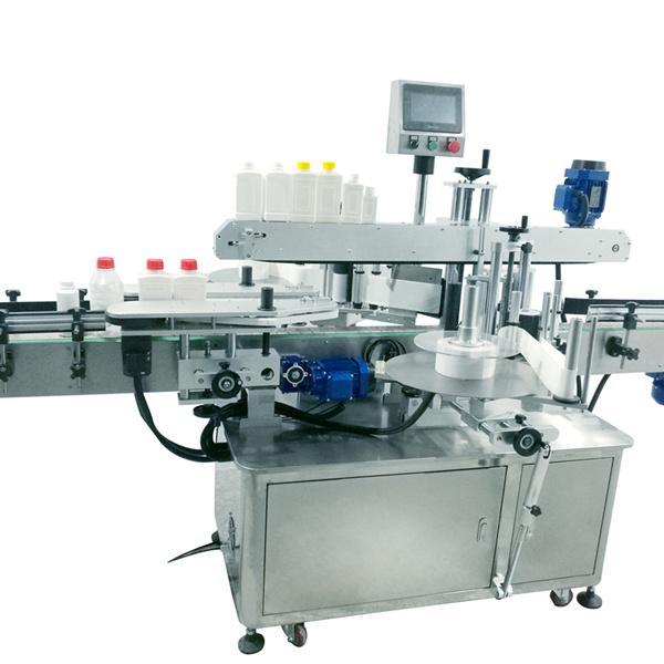 Stroj za etiketiranje kvadratnih steklenic