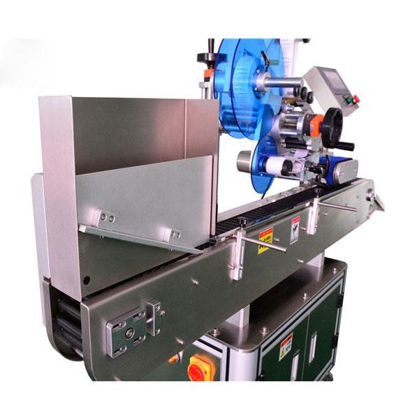 Stroj za etiketiranje vial z nalepkami iz nerjavečega jekla za ampule