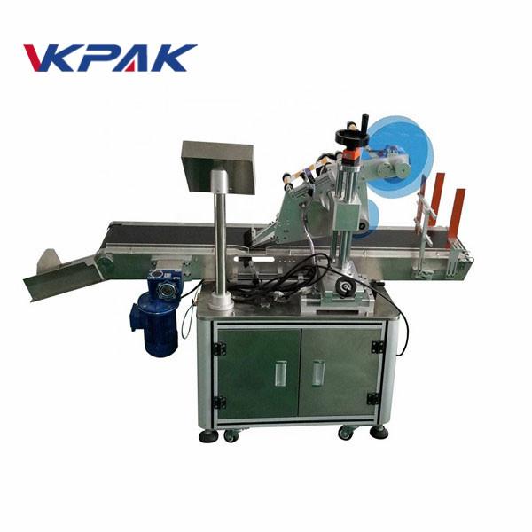 Stroj za etiketiranje lepil in nalepk