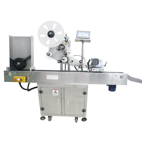 Stroj za etiketiranje nalepk za viale Gel lak in nalepke za nohte