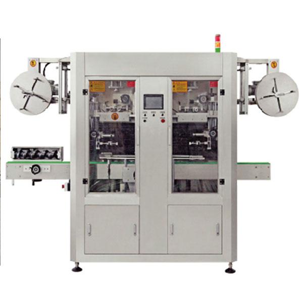 Stroj za etiketiranje vodnih skrčljivih rokavov