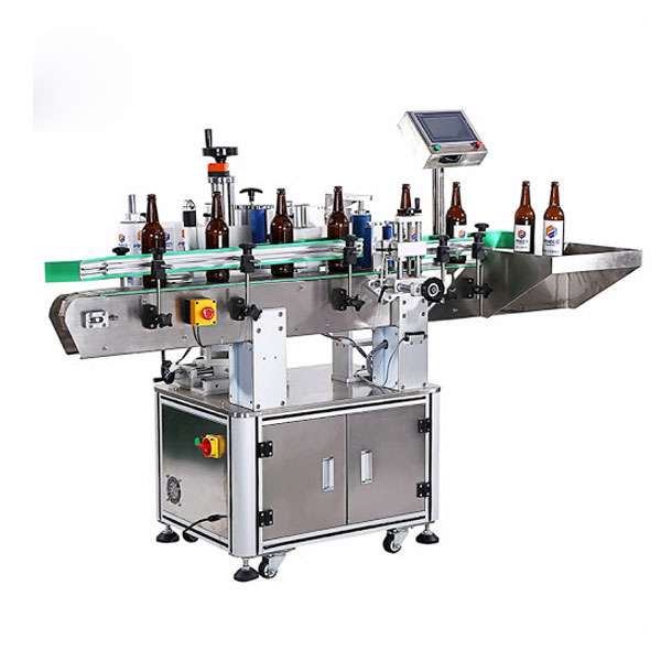 Stroj za etiketiranje steklenic za vino