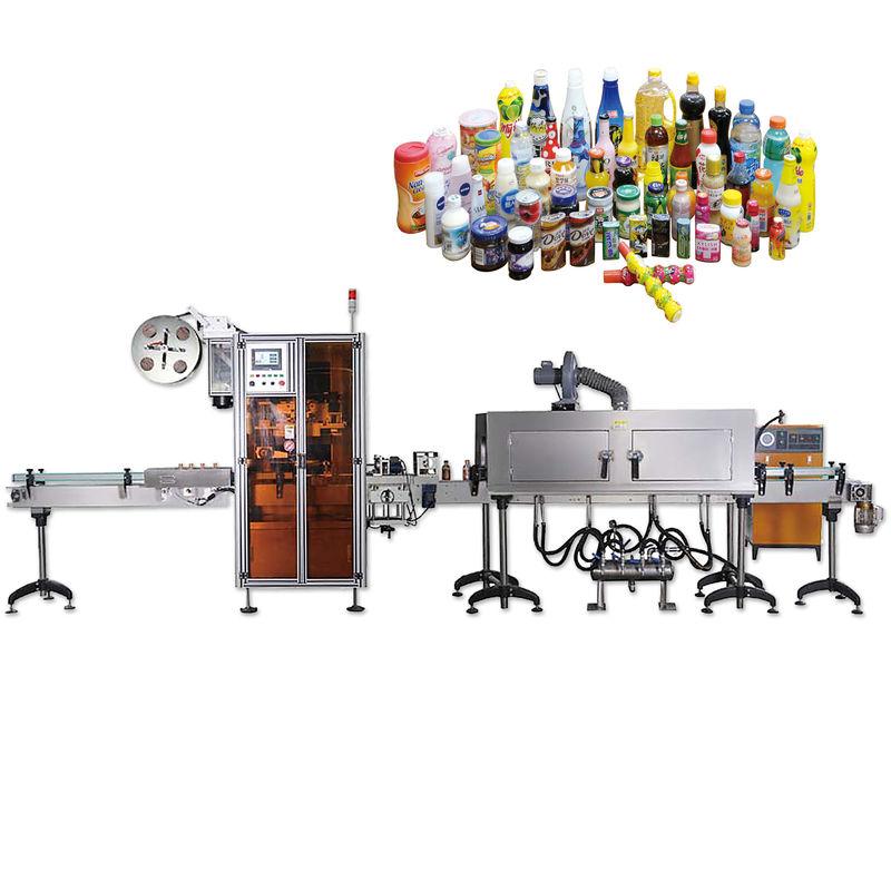 Splošni stroji za zapiranje stekleničnih pokrovčkov z dolgo življenjsko dobo