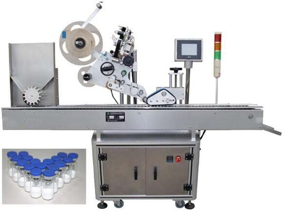 10 ml stroj za etiketiranje majhnih steklenic za farmacevtske izdelke
