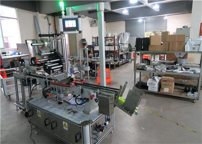 Stroj za samodejno označevanje etiket z ravnimi površinami