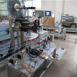 Visoko hitrostna oprema za nanašanje etiket za ravne površine