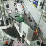 Avtomatski stroj za etiketiranje dvostranskih nalepk za kvadratno okroglo steklenico