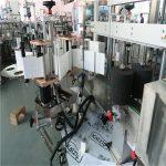 Avtomatski enojni / enostranski stroj za etiketiranje z visoko hitrostjo iz plastične buke
