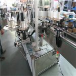 Stroj za etiketiranje z visoko hitrostjo iz plastičnega vedra, dvostranski stroj za etiketiranje
