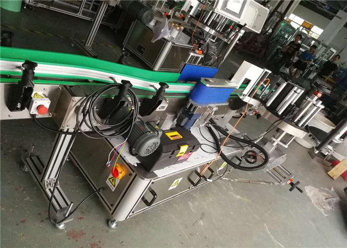 Aplikator za nalepke za steklenice piva, avtomatski stroj za etiketiranje premera zvitka 330 mm
