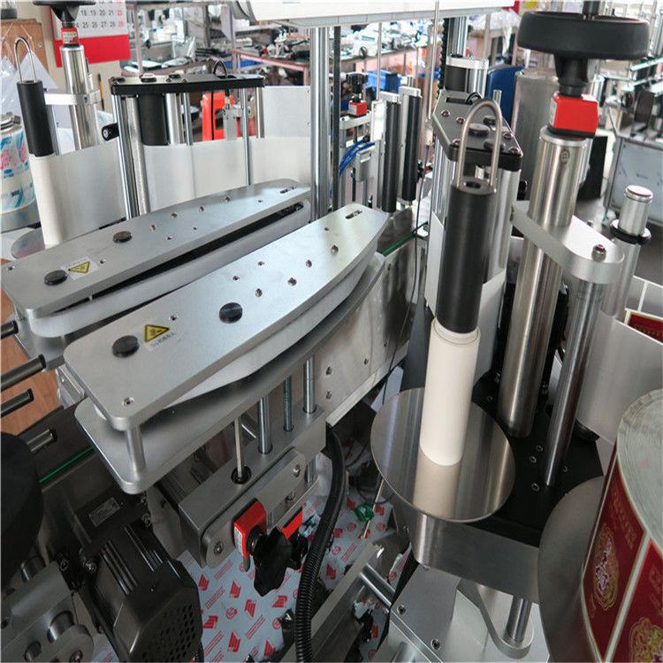 Popolnoma avtomatski dvostranski stroj za etiketiranje samolepilnih nalepk