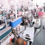 Stroj za etiketiranje steklenic za različne steklenice za različne kvadratne kozarce za steklenice