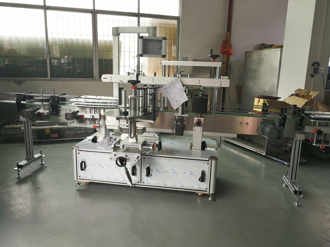 Stroj za etiketiranje nalepk za steklenice soka / vina, avtomatski stroj za etiketiranje