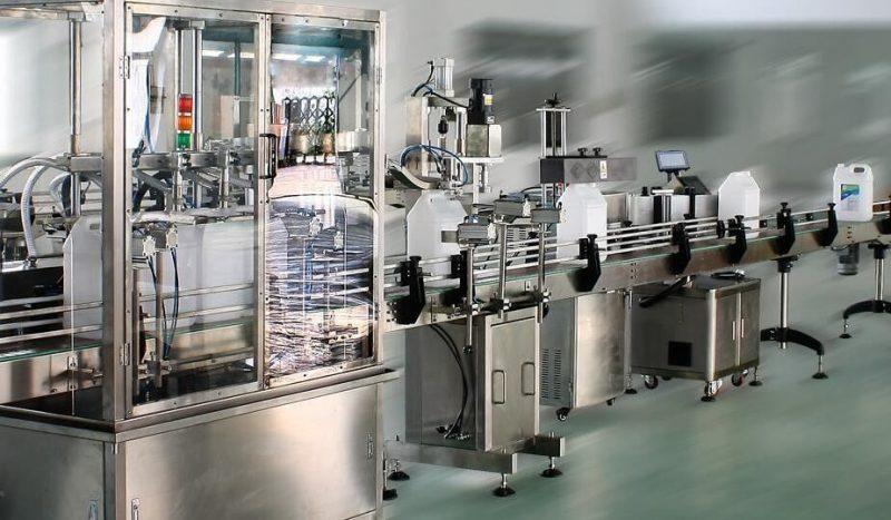 Kitajska Visoko hitrostni dvostranski nalepka za nalepke, avtomatski etiketirni stroj za okrogle / kvadratne / ravne steklenice dobavitelj