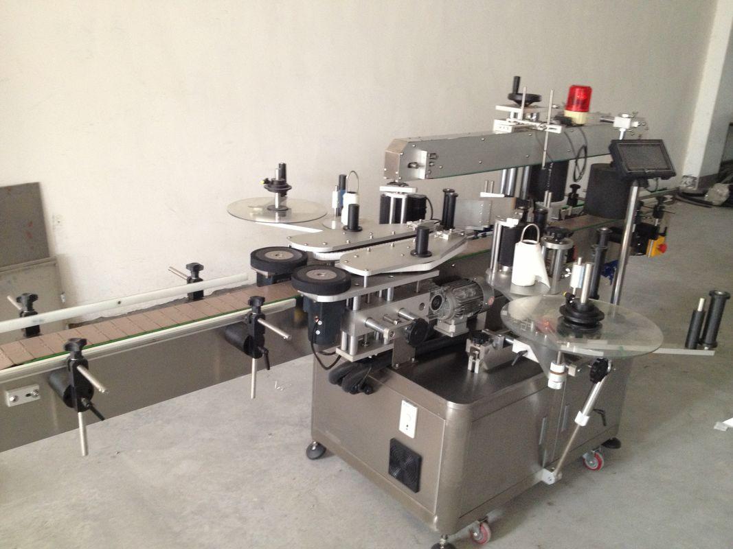 Avtomatski stroj za etiketiranje dvostranskih steklenic za pivo