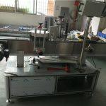 Stroj za etiketiranje steklenic za samolepilne nalepke po meri